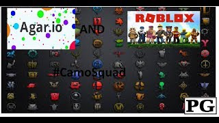 MIX OF GAMES AGARIO ROBLOX AND MORE!