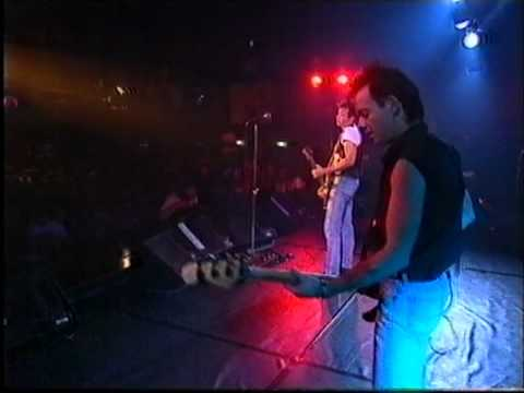 Johnny Diesel & the Injectors  live - fire without a flame