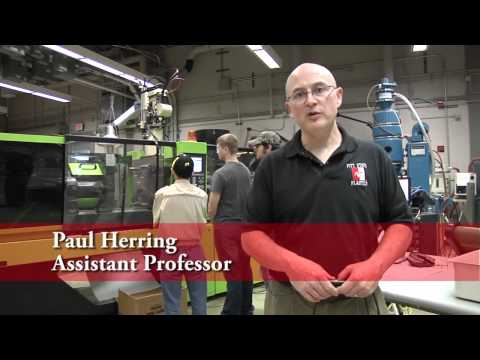 Pittsburg State University Plastics Engineering