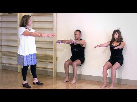 Pilates: Teaching the Wall