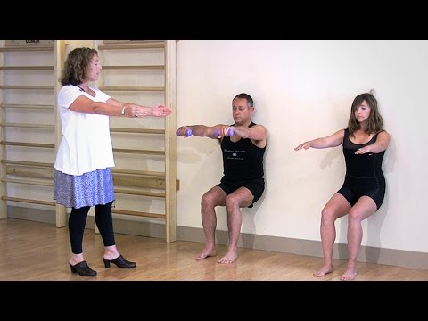 Pilates: Teaching the Wall