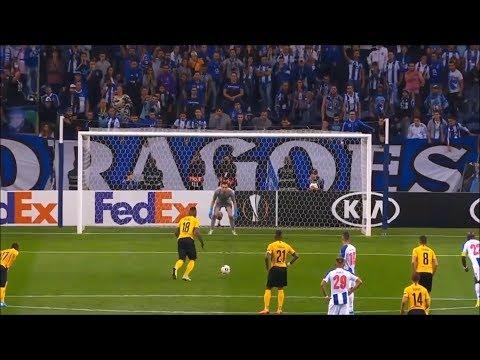 UEFA Europa League: Porto - YB (2:1)