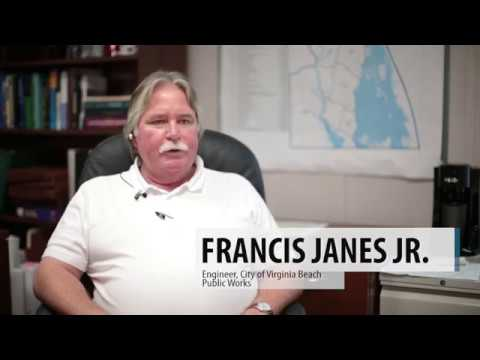 City Of Virginia Beach: Careers, Community, Connections - Francis Janes, Public Works