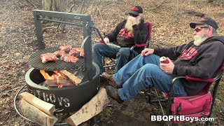 Pork Rib Chops by the BBQ Pit Boys