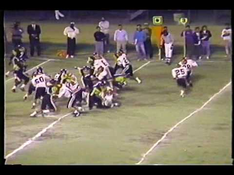 South Gate Rams 1989 Season Highlights (Part 16: At Franklin)