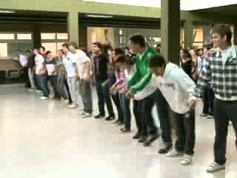 Actividades De Integracion Para Alumnos Ingresantes 2011 Youtube