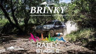 Andalucia Rally 2021 - Stage 2 Brinky Rallysport