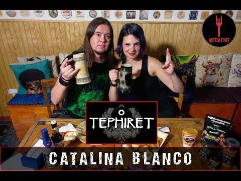 MetalChef: Entrevista a Cata Blanco de Tephiret