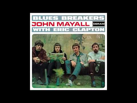 John Mayall and The Bluesbreakers with Eric Clapton