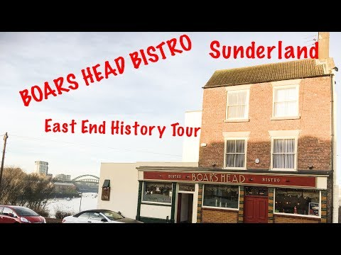 Sunderland East End Heritage Walk From Boars Head Bistro