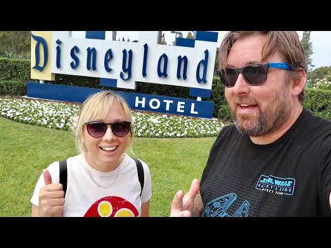 My First Time Staying at The Disneyland Hotel