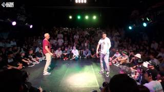 Crazy Kyo vs Hoan / Pop Side / Semi Final / Feel The Funk Vol.10 / Allthatstreet