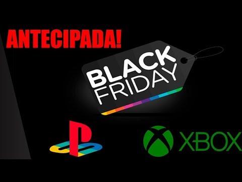 BLACK FRIDAY - PROMOÇÕES DA XBOX LIVE!!!!