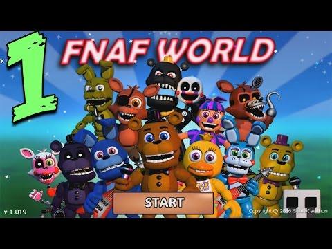 5 ночей с Фредди - все части игры бесплатно, играть онлайн