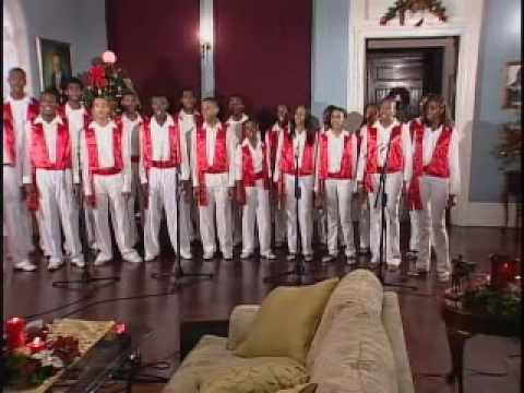 Breath of Heaven - St Lucia National Youth Choir