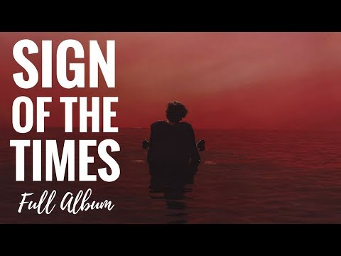 HARRY STYLES - SIGN OF THE TIMES (FULL ALBUM) / He deserves a Grammy!!!!