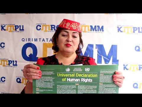 Crimean Tatars joined the Stand up for Human Rights campaign (28)