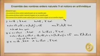Download Video Ensemble IN et notion en arithmétique 1TC bac international ومبادئ في الحسابيات IN المجموعة MP3 3GP MP4