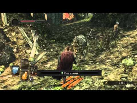 Dark Souls 2: Death 18 - Armorer Dennis