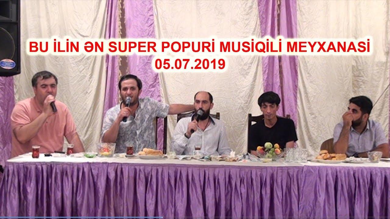 POPURI MUSIQILI MEYXANA 2019