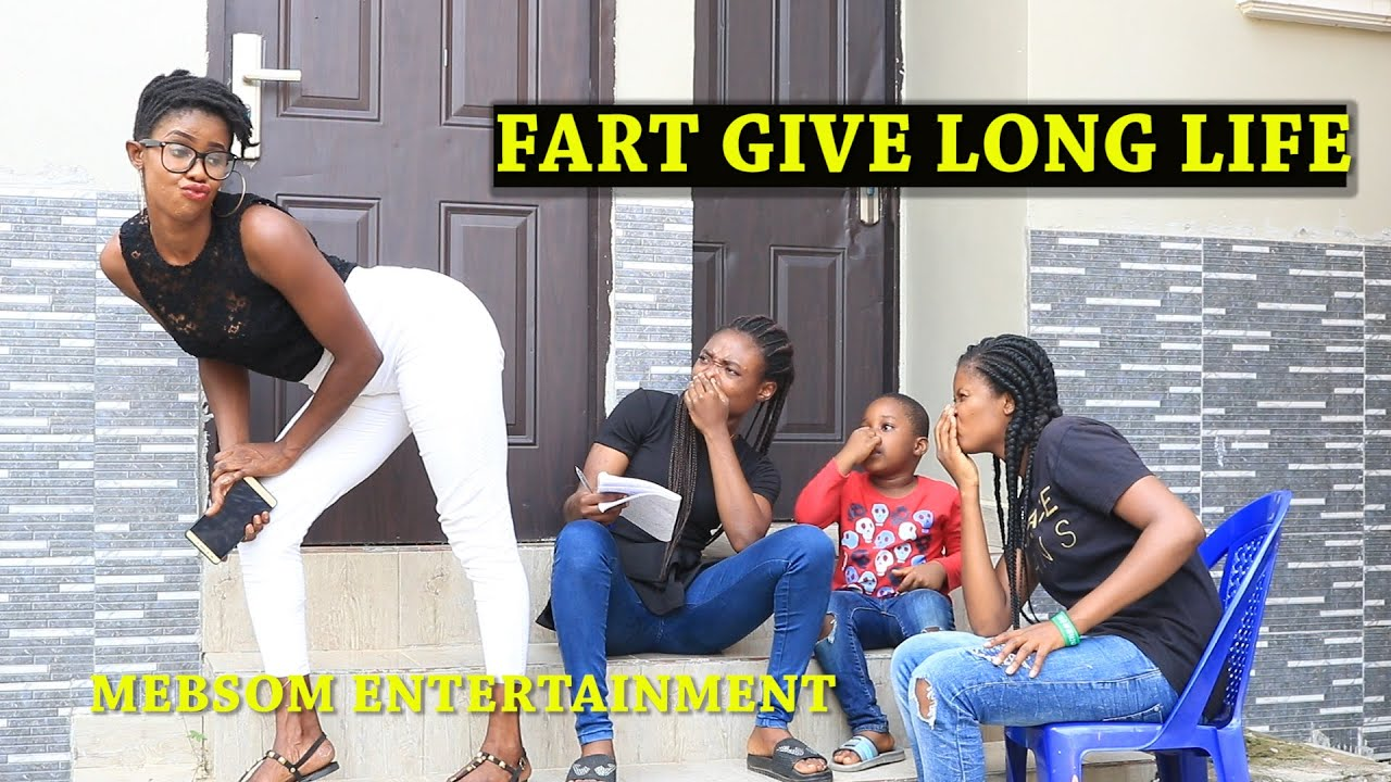 Download FART GIVE LONG LIFE Must watch Funny Video | Mebsom Entertainment