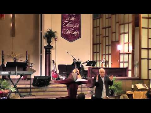 Prepare the Way Int'l presents: Robert Henderson - The Courts of Heaven Session 1 - Fisher of Men