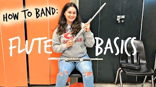 How to Band: Flute and Piccolo Basics