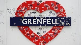 Grenfell Tower inquiry - live stream