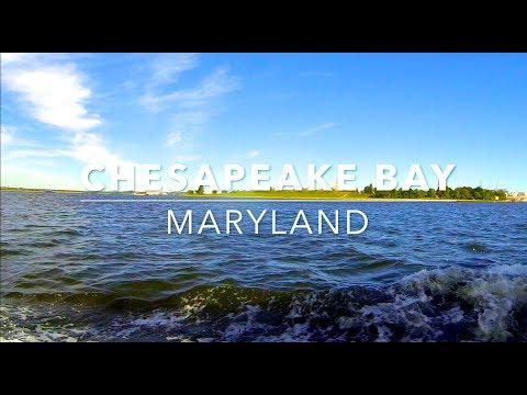 Ride | Fishing In Chesapeake Bay, Baltimore, Maryland