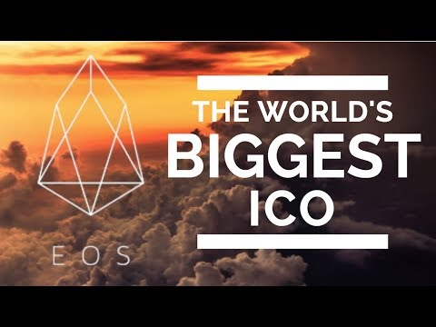 EOS Raised $4 BILLION Making It The Biggest ICO EVER - Today's Crypto News
