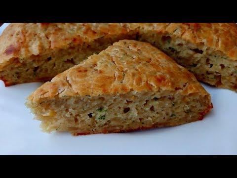 Пирог с капустой. Самый простой рецепт.