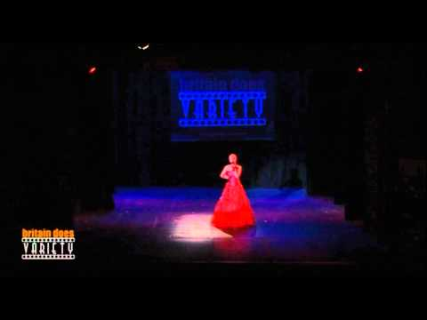 Gemma Louise Edwards performs Casta Diva