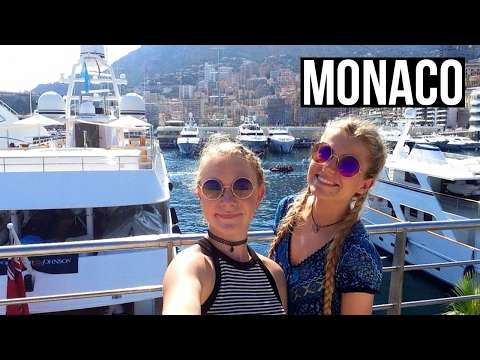 Travelling to Nice and Day in Monte Carlo, Monaco | Interail Day 23