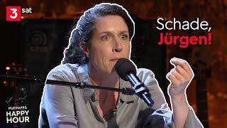 Christine Prayon – Das hammergeile Gewinnspiel bei Radio-Diarrhö