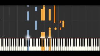 Best Shot Jimmie Allen [Piano Tutorial] (Synthesia) Video