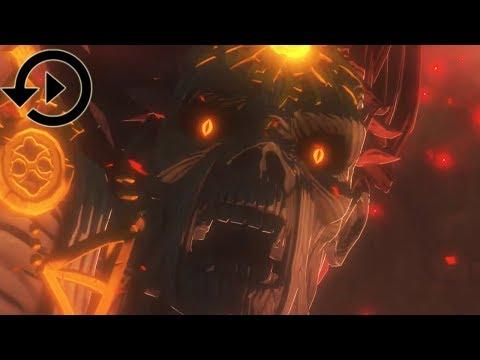 Reversed Audio - Zelda: Breath of the Wild 2 trailer | E3 2019