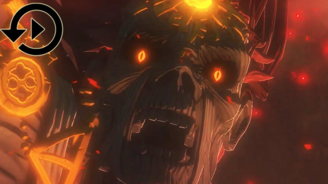 Reversed Audio Zelda Breath Of The Wild 2 Trailer E3 2019