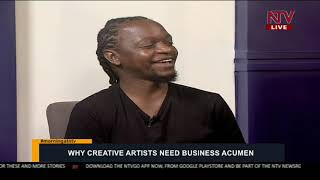 Why creative artists need business acumen