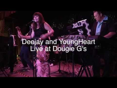 Deejay and YoungHeart Live at Dougie G's