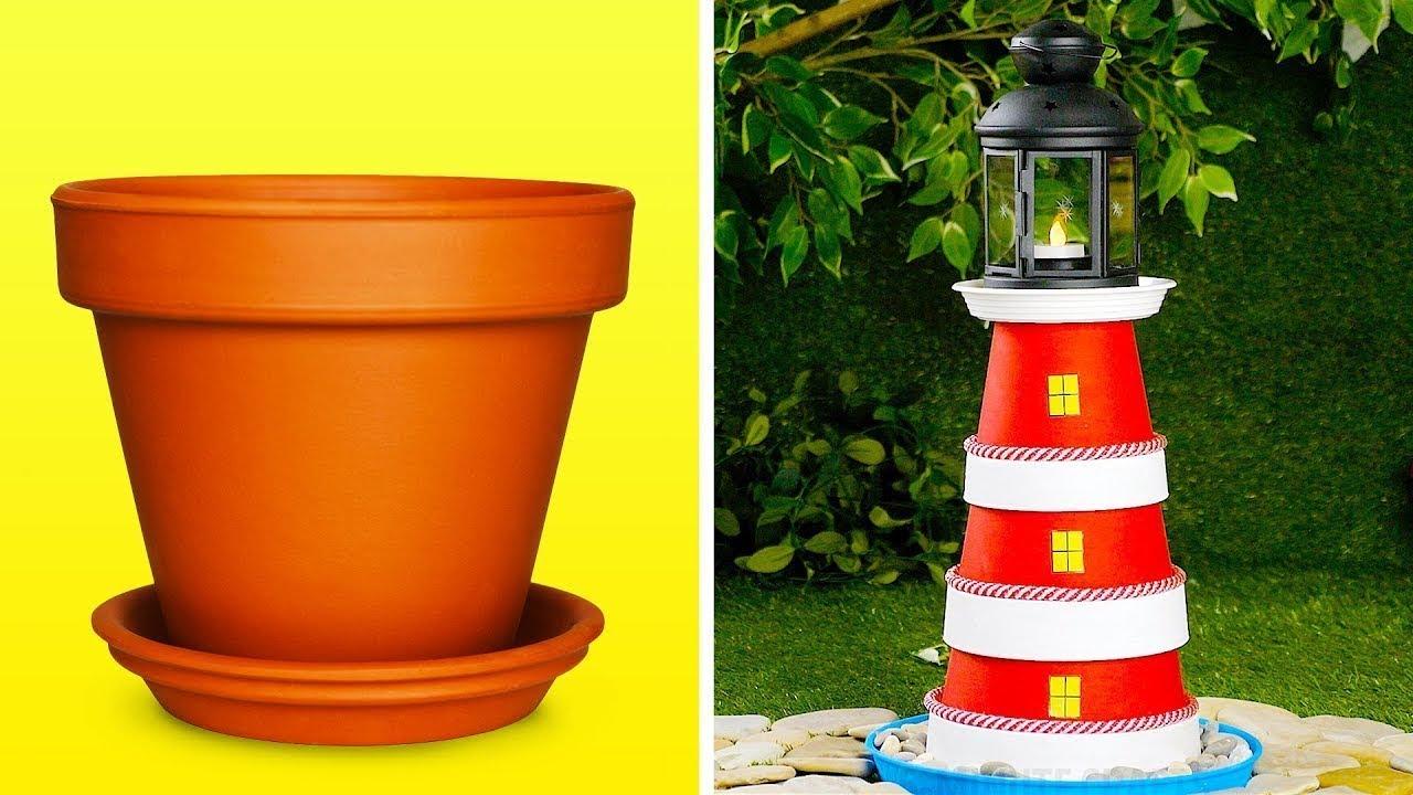 16 Idees Sympa De Bricolages Pour Ton Jardin