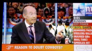 Time to dump Dak Prescott for Tony Romo?