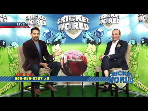 Cricket World Live - January 15 2017