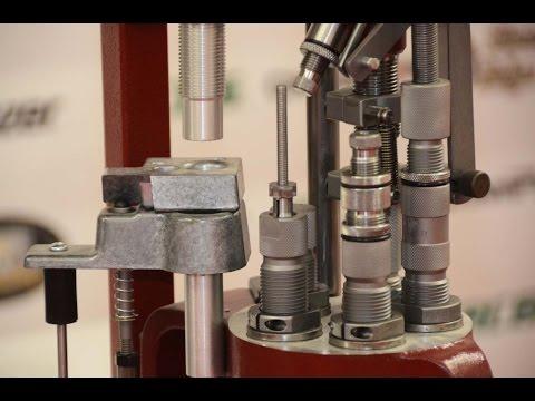 Hornady Lock-N-Load Ammo Press Plant