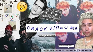 MCR/P!ATD/FOB/TØP crack video (#15) + emo try not to cringe challenge