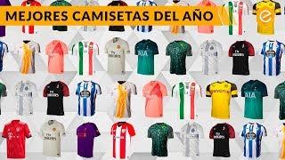 TOP CAMISETAS de la TEMPORADA 18/19