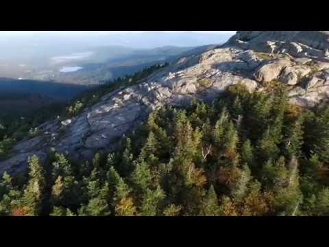 North Cascades National Park by Drone and Timelapse