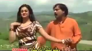 Zama Da Stargo Tora     Pashto Song With Hot Sexy Pakistani Shemale Dance   Video Dailymotion