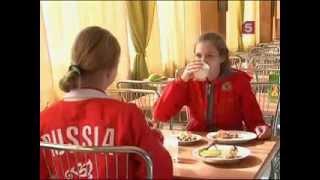 Художественная гимнастика. Новогорск 2010.