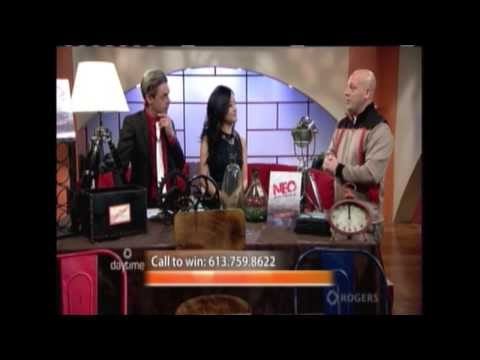 Ottawa Home & Design Show exhibitor NEO Vintage featured on Rogers Daytime Ottawa