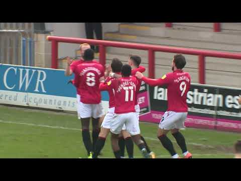 Morecambe Carlisle Goals And Highlights